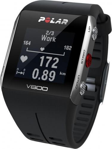 Polar V800 czarny (001581550000)