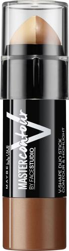 Maybelline  Master Contour V-Shape Duo Stick 01 Light 7g