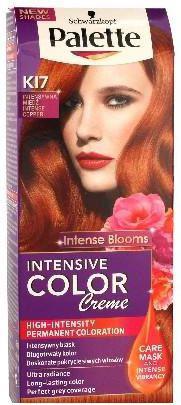 Schwarzkopf Palette Intensive Color Creme Krem koloryzujący nr K17-intensywna miedź  1op.