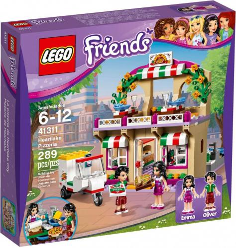Lego FRIENDS PIZZERIA W HEARTLAKE (41311)