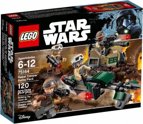 Lego Star Wars Zestaw bitewny Rebel Trooper  (75164)