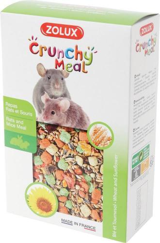 Zolux CRUNCHY MEAL pokarm dla myszy/szczurów 800 g