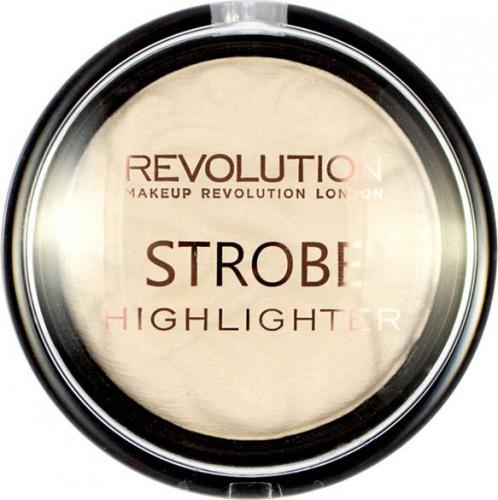 Makeup Revolution Strobe Highlighter Rozświetlacz do twarzy  Glow Lights 7,5g
