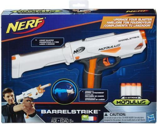 Hasbro Modulus wyrzutnie BarrelStrike (C0389/C0390)