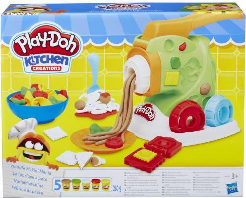 Hasbro Play-Doh Makaronowa zabawa (B9013)