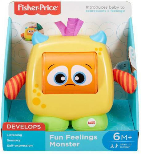 Fisher Price Stworek-Humorek  (382455)