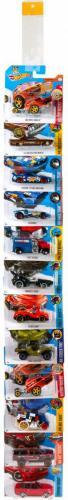 Mattel Samochodziki Clipstrip, AST (DTV55)