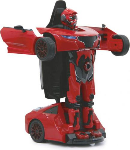 Jamara Jamara Robicar transformable 2,4 GHz, RC - red - 410030