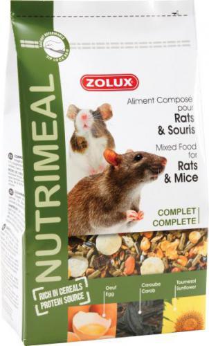 Zolux Mieszanka Nutri'Meal Szczur/Mysz 2.5 kg