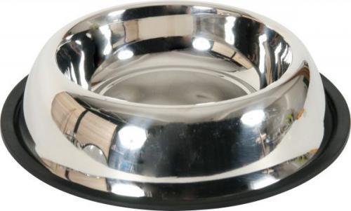 Zolux Miska Inox na gumie O 29 cm 1.80l
