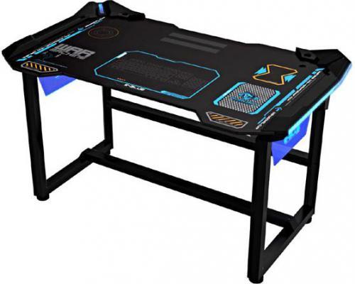 Biurko E-Blue dla gracza, podświetlenie (EGT511BKAA-IA)