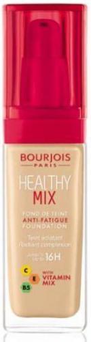 BOURJOIS Paris Podkład Healthy Mix - rozświetlający podkład do twarzy nr 052 Vanille