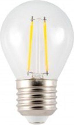 Omega LED Bulb Filament E27, 2W, 2800K