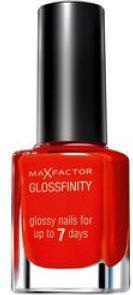 MAX FACTOR Glossfinity lakier do paznokci nr 85 Cerise 11ml