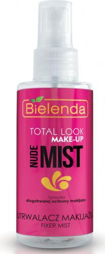 Bielenda Total Look Make-Up mgiełka utrwalająca makijaż 75ml