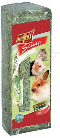 Vitapol Siano dla gryzoni i królika 500g