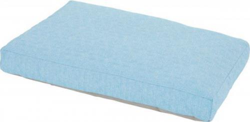 Zolux Poducha ze zdejmowanym pokrowcem LEVIKA 70 cm kol. niebieski