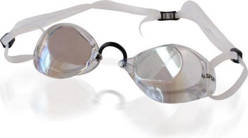 SQUALL Okularki SW-5 AF Mirror 10 Clear/Gold (11-1-054)