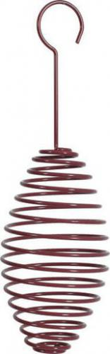 Zolux Spirala na kule tłuszczowe kol. czerwony