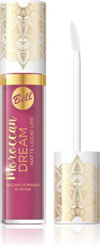BELL Pomadka Moroccan Dream Matte Liquid Lips 05