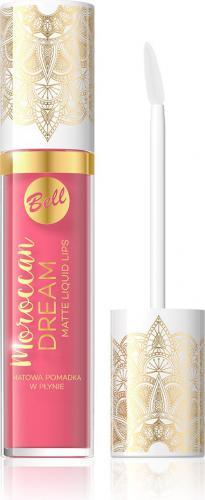 BELL Pomadka Moroccan Dream Matte Liquid Lips 06