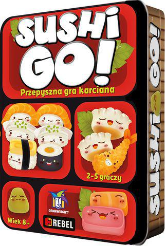 Rebel Sushi Go! - (227007)