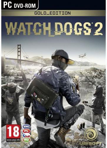 Watch Dogs 2 Złota Edycja