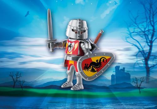 Playmobil Rycerz herbu Smok (9076)