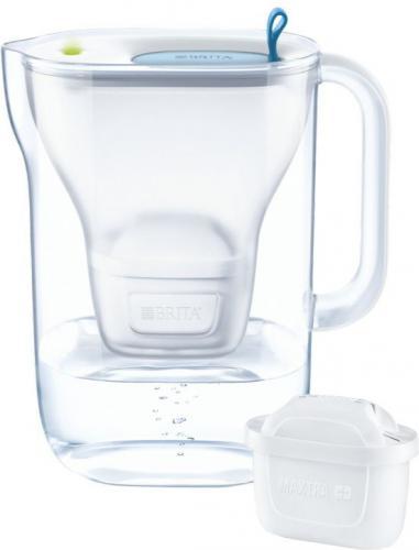 Dzbanek filtrujący Brita Fill & Enjoy Style aquamarin (073 176)