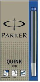 Parker niebieskie naboje 5 szt. (1950384)