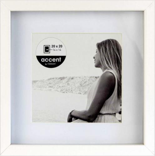Ramka Nielsen Design Aura weiß 20x20 (1115001)