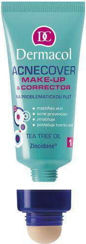 Dermacol Acnecover Make-Up & Corrector 01 30ml