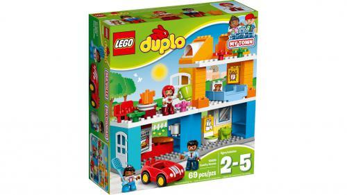 LEGO Duplo, Town - dom rodzinny (10835)