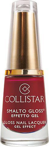 Collistar Gloss Nail Lacquer Gel Effect żelowy lakier do paznokci 578 Rosso Impulsiva 6ml