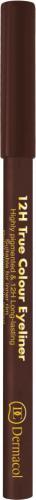 Dermacol 12H True Colour Eyeliner 6 Dark Brown 0.28g