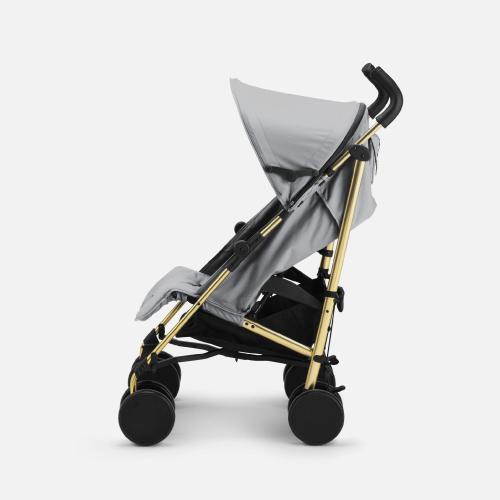 Wózek Elodie Details Stockholm Stroller Golden Grey (7350041678175)