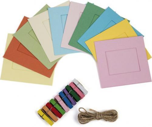 Ramka Polaroid ramka Zink Paper 2x3'' – 10x 54x86mm  (AKGFIPOLRUV00017)