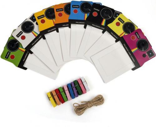 Ramka Polaroid 5.4x8.6 8 sztuk  (AKGFIPOLRUV00018)