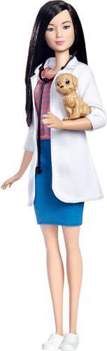 Mattel Barbie Weterynarz (DVF50/DVF58)