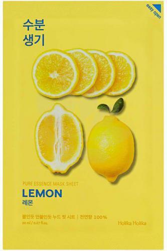 Holika Holika Pure Essence Mask Sheet Lemon 1szt
