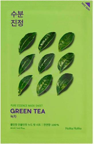 Holika Holika Pure Essence Mask Sheet Green Tea 1szt