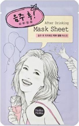 Holika Holika Mask Sheet Maska w płacie After Drinking-po imprezie 1szt
