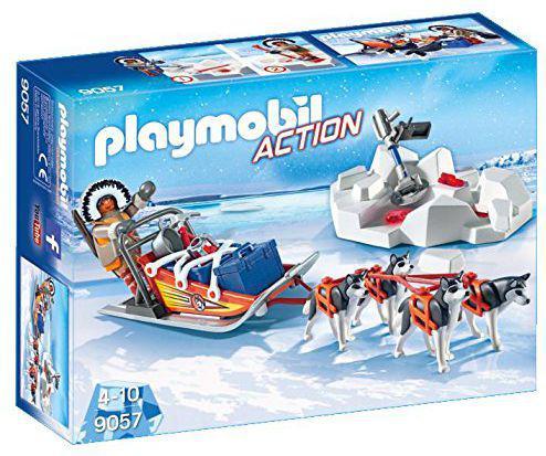 Playmobil Psi zaprzęg  (9057)