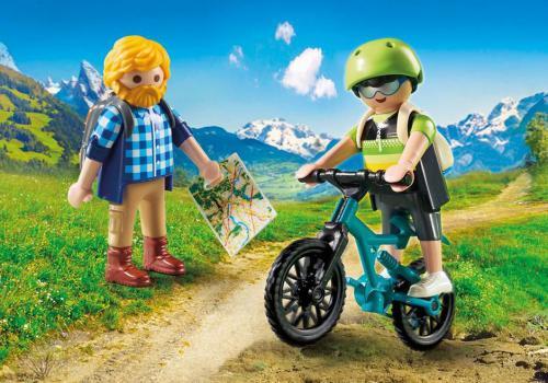 Playmobil Alpiniści (9129)