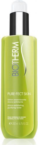 Biotherm Pure Efect Skin Lotion tonik mikrozłuszczający i oczyszczający do twarzy 200ml