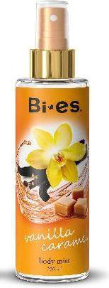 Bi-es Body Mist Mgiełka do ciała Vanilla - Caramel 200ml