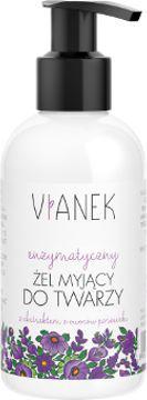 Vianek fioletowy - Enzymatyczny żel myjący do twarzy 150ml