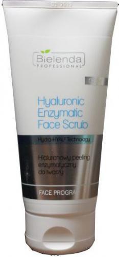 Bielenda PROFESJONALNA - Hialuronowy peeling enzymatyczny  do twarzy 150 g