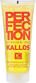 Kallos Żel do włosów Extra Strong Perfection 250 ml