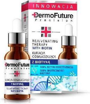 Dermofuture Precision Kuracja odmładzająca z Biotyną (witamina H)  20ml